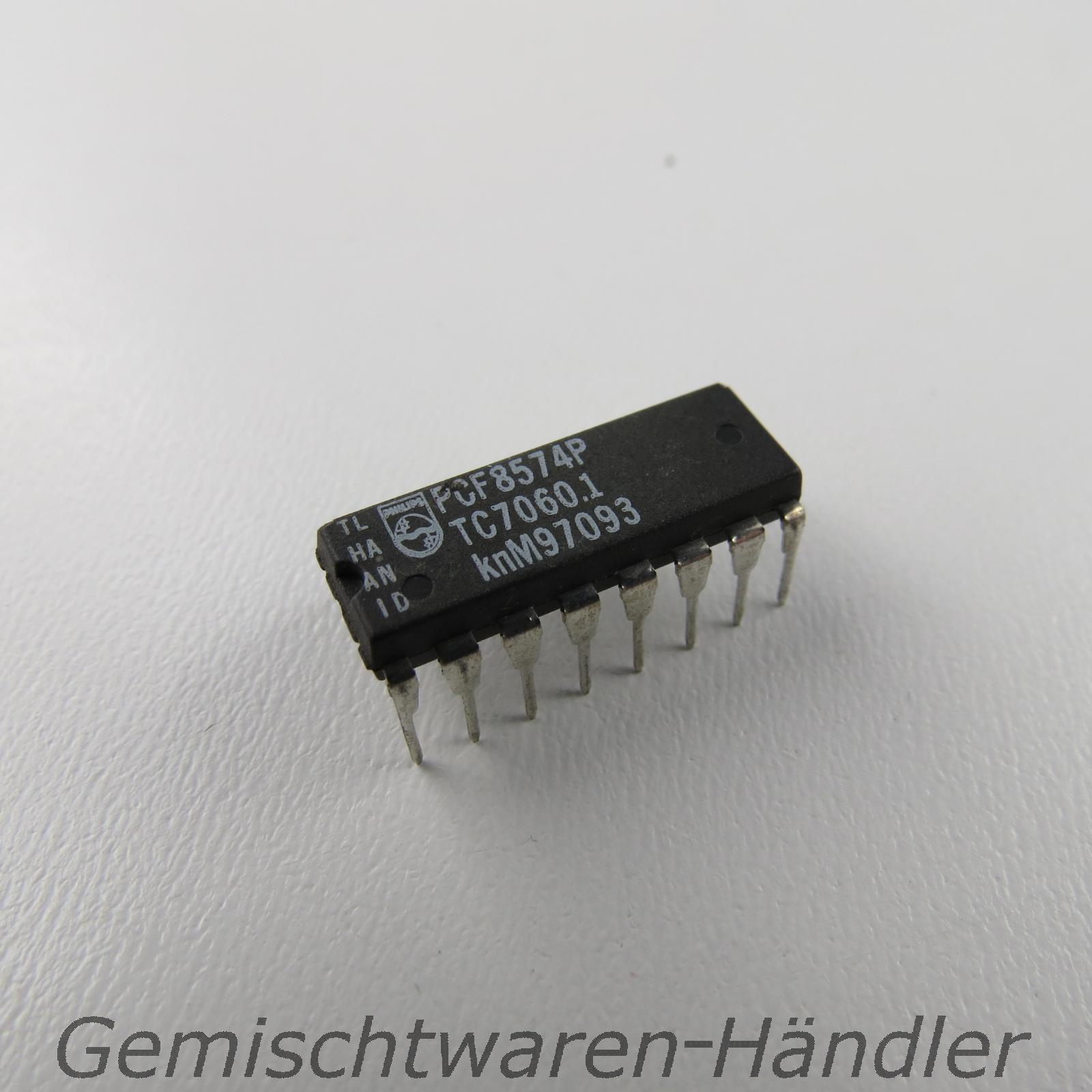 I2C-IIC-I-C-PCF8574-P-Portexpander-DiL-DIP-8-Bit-I-O-Exp-Philips-PCF8574P-16