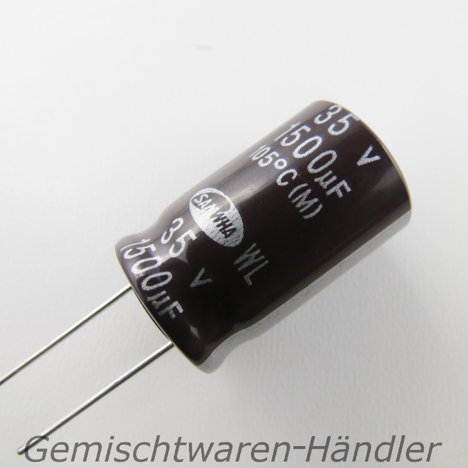 1µf 50V 105° Elko 5 10 oder Stück Elektrolytkondensator bitte Anzahl wählen  !